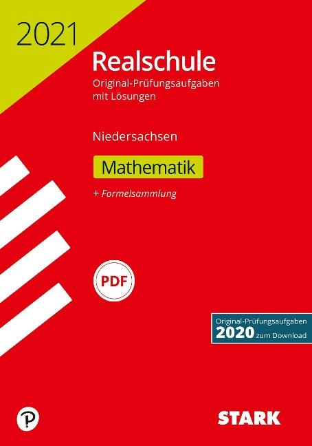 STARK Original-Prüfungen Realschule 2021 - Mathematik - Niedersachsen -