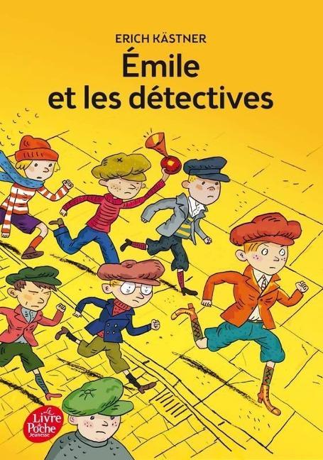 Emile et les detectives - Erich Kästner