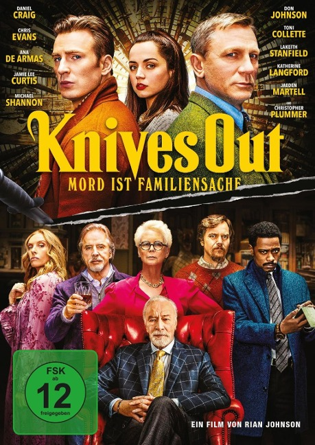 Knives Out - Mord ist Familiensache -