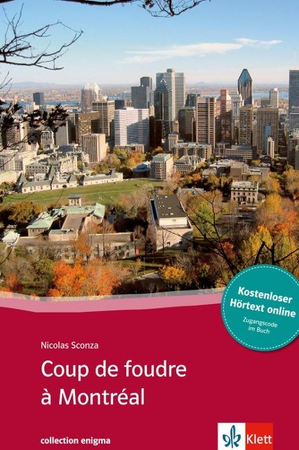 Coup de foudre à Montréal - Nicolas Sconza