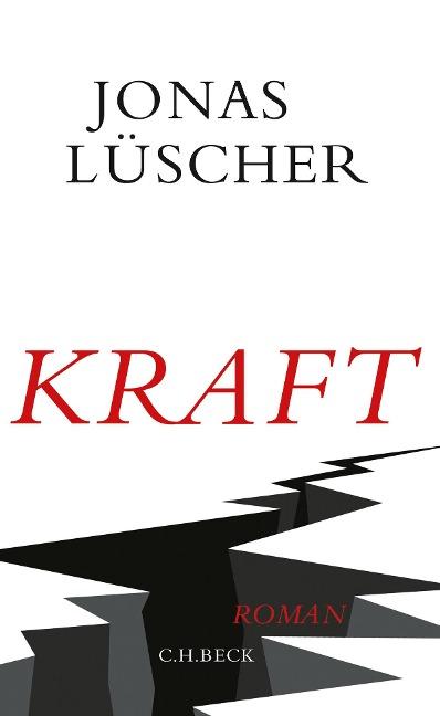 Kraft - Jonas Lüscher