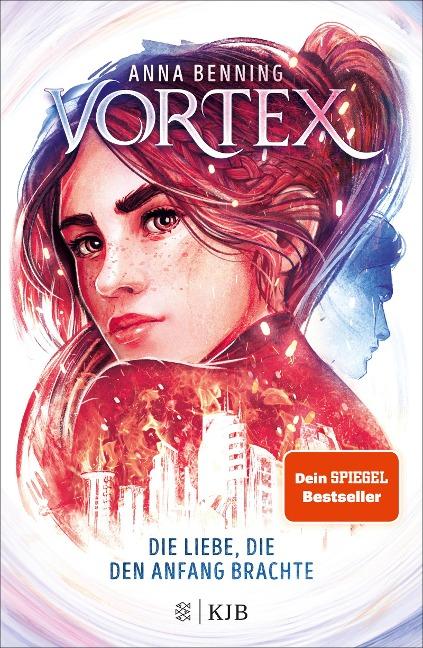 Vortex - Die Liebe, die den Anfang brachte - Anna Benning