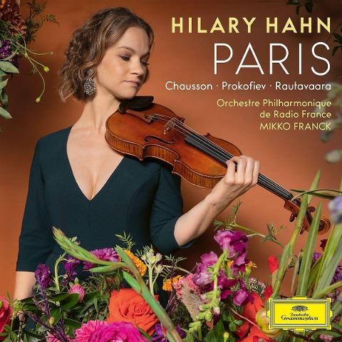 Paris - Hilary Hahn, Oprf, Mikko Franck