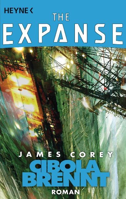 The Expanse 045. Cibola brennt - James Corey