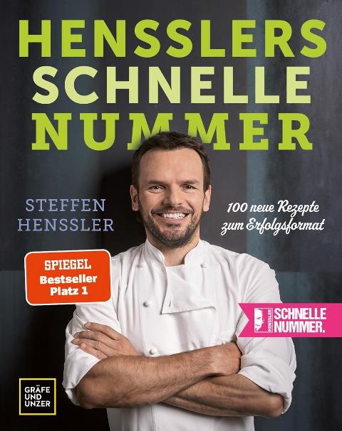 Hensslers schnelle Nummer - Steffen Henssler