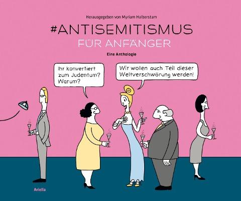 #Anti-Semitismus für Anfänger -