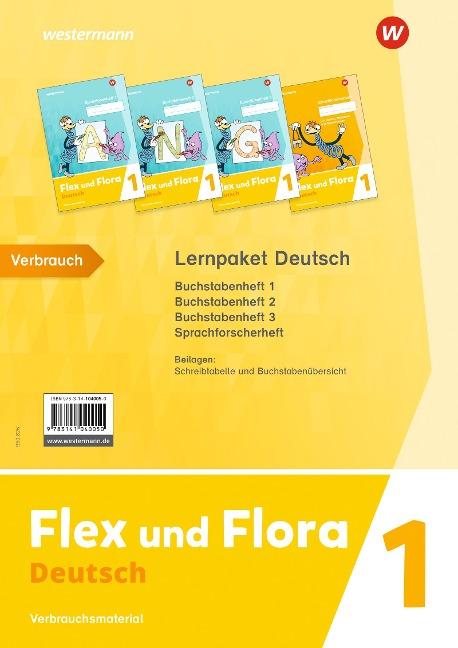 Flex und Flora - Ausgabe 2021. Themenhefte 1 Paket DS -
