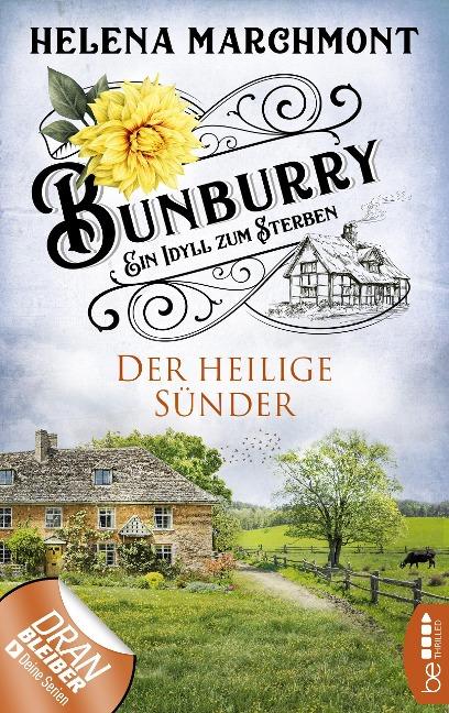 Bunburry - Der heilige Sünder - Helena Marchmont