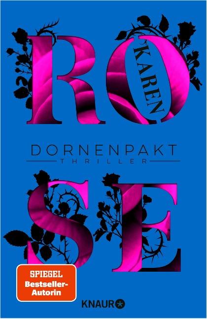 Dornenpakt - Karen Rose