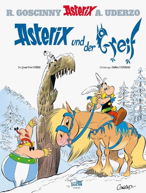 Asterix 39 - Jean-Yves Ferri, Didier Conrad