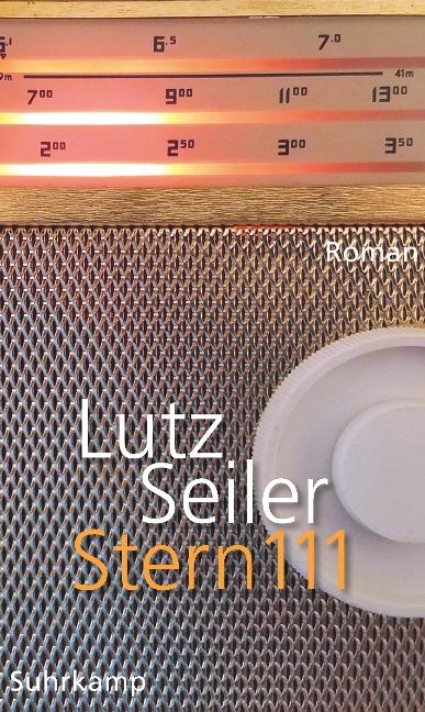 Stern 111 - Lutz Seiler