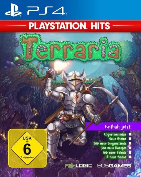 Terraria - PlayStation Hits (PlayStation PS4) -