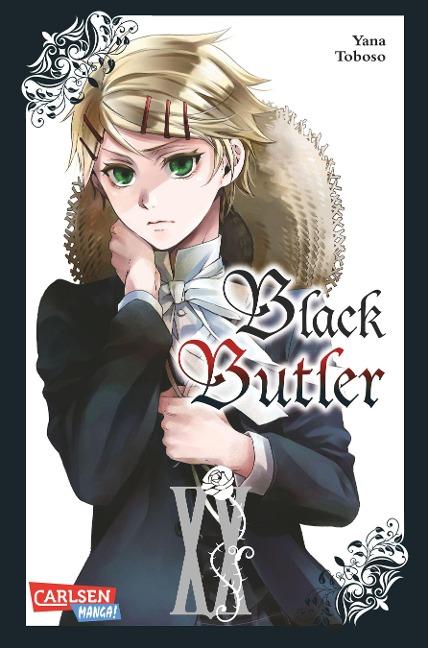 Black Butler 20 - Yana Toboso