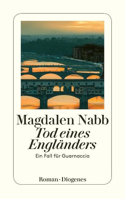 Tod eines Engländers - Magdalen Nabb
