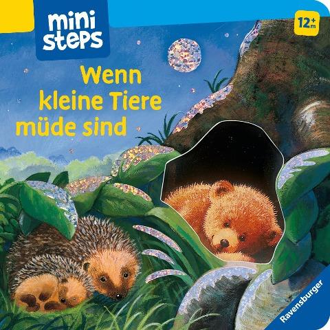 Wenn kleine Tiere müde sind (Kleine Ausgabe) - Sabine Cuno