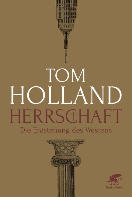 Herrschaft - Tom Holland