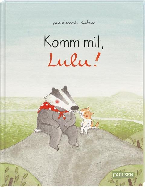 Komm mit, Lulu! - Marianne Dubuc