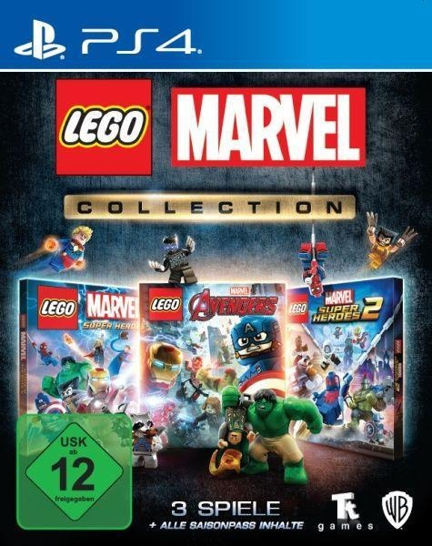LEGO Marvel Collection (Playstation PS4) -
