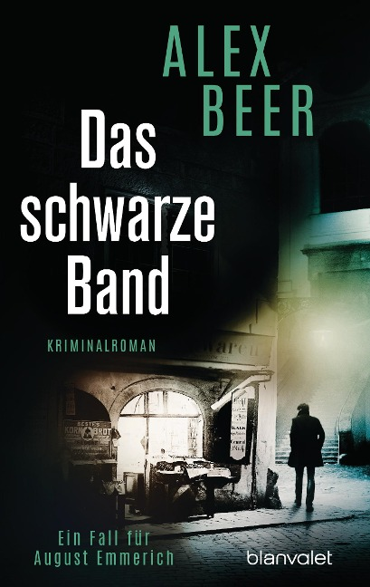 Das schwarze Band - Alex Beer