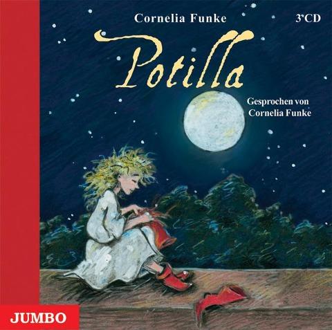 Potilla. 3 CDs - Cornelia Funke