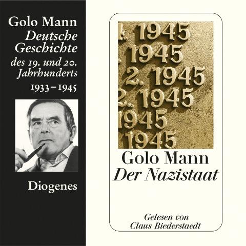 Der Nazistaat - Golo Mann