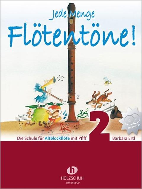 Jede Menge Flötentöne!2 - Barbara Ertl
