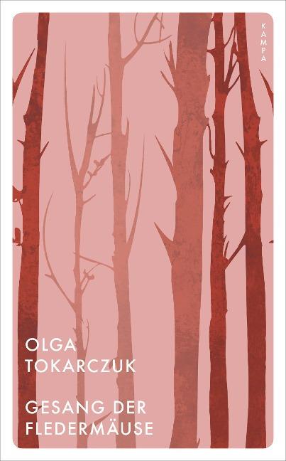 Gesang der Fledermäuse - Olga Tokarczuk