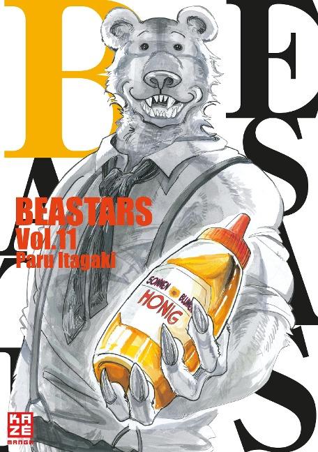 Beastars - Band 11 - Paru Itagaki