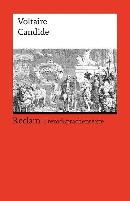 Candide ou l' Optimisme - Voltaire