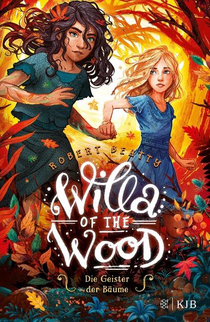 Willa of the Wood - Die Geister der Bäume - Robert Beatty