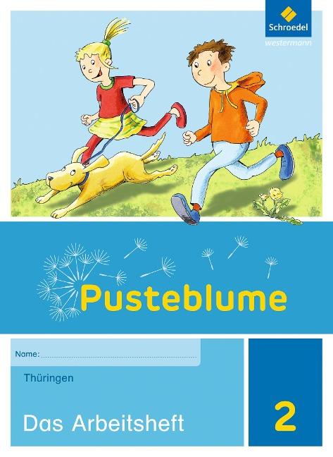 Pusteblume. Das Sachbuch 2. Arbeitsheft. Thüringen -