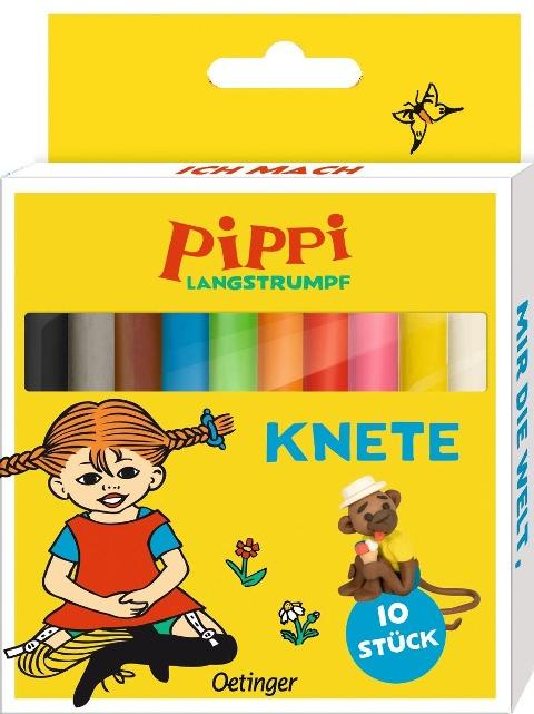 Pippi Langstrumpf Knete - Astrid Lindgren