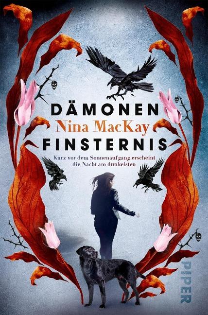 Dämonenfinsternis - Nina Mackay