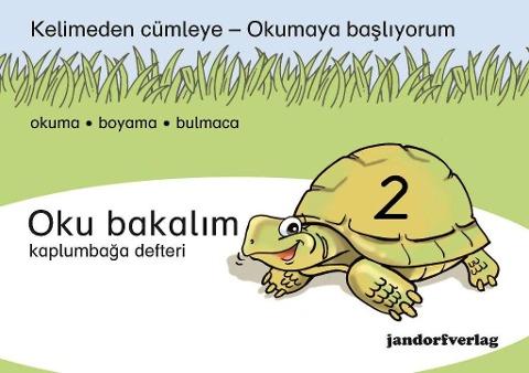Oku Bakalim 2. Türkische Version des Lies-mal-Heftes 2 - Peter Wachendorf