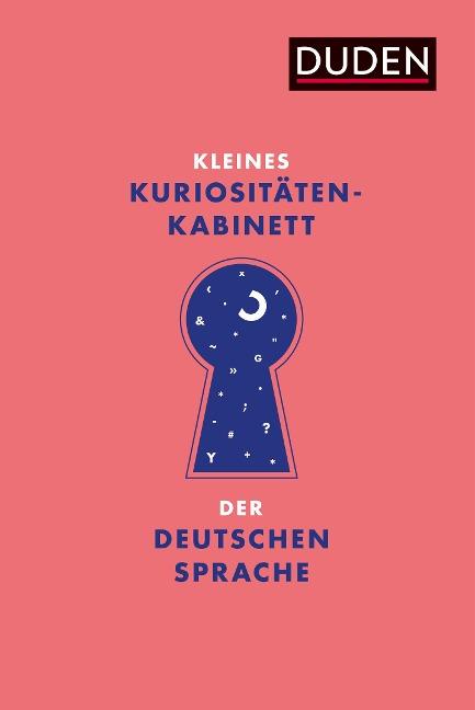 Kleines Kuriositätenkabinett der deutschen Sprache -