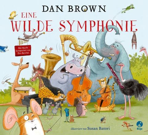 Eine wilde Symphonie - Dan Brown