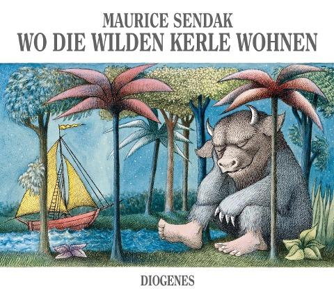 Wo die wilden Kerle wohnen - Maurice Sendak