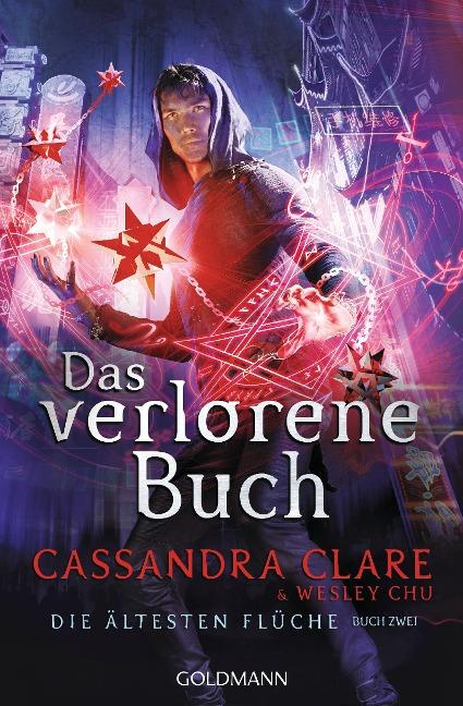 Das verlorene Buch - Cassandra Clare, Wesley Chu