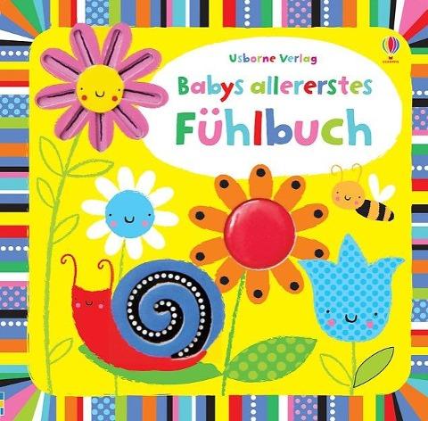Babys allererstes Fühlbuch - Fiona Watt