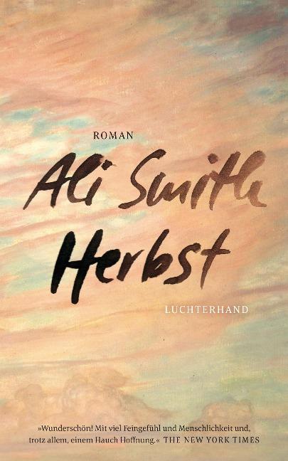 Herbst - Ali Smith