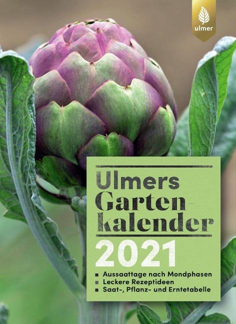 Ulmers Gartenkalender 2021 -