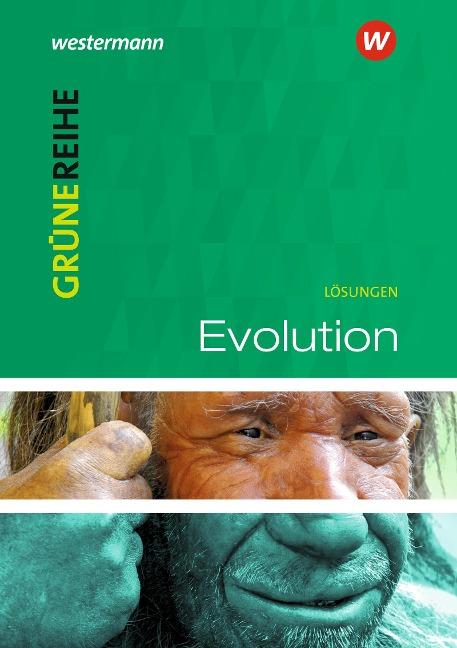 Grüne Reihe. Evolution. Lösungen -