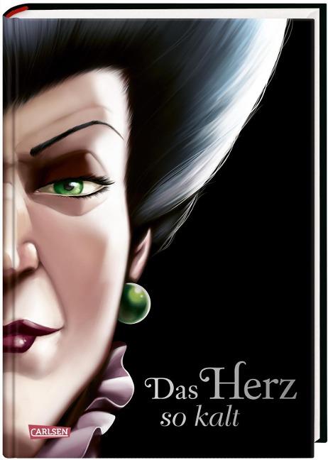 Disney - Villains 8: Das Herz so kalt (Cinderella) - Walt Disney, Serena Valentino