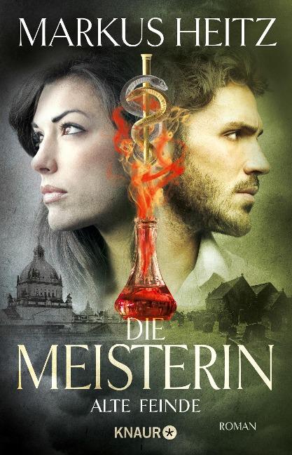 Die Meisterin: Alte Feinde - Markus Heitz