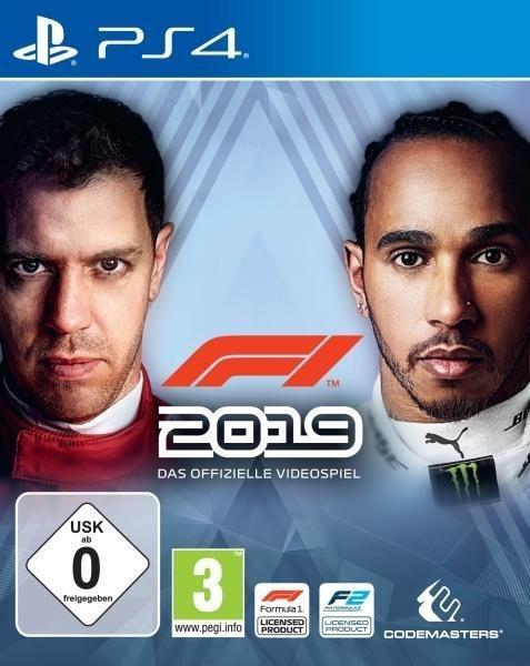 F1 2019 (PlayStation PS4) -