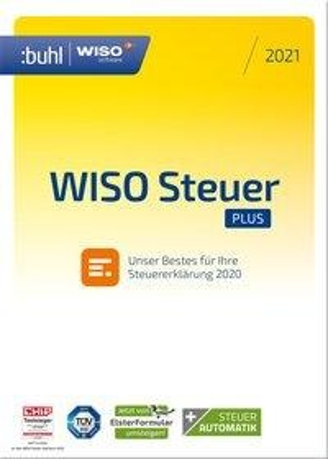 WISO steuer:Plus 2021 -