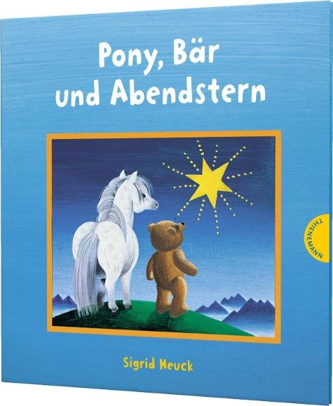 Pony, Bär und Abendstern - Sigrid Heuck