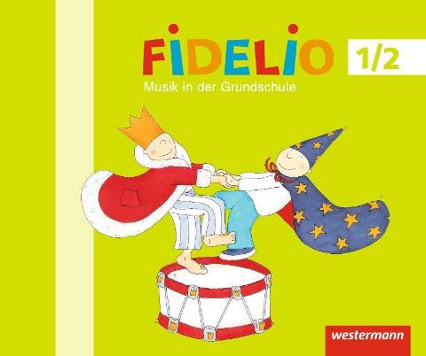 Fidelio Musikbücher 1 / 2. Schülerband. Allgemeine Ausgabe -