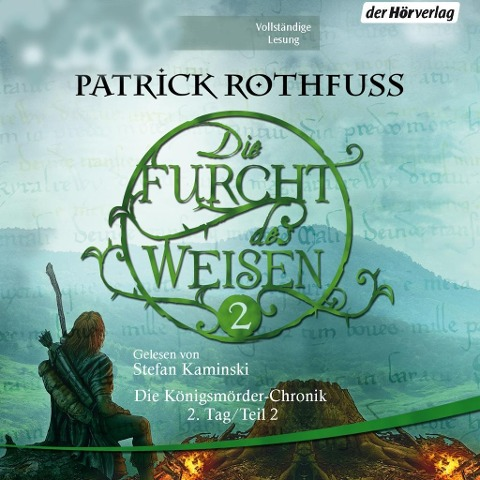 Die Furcht des Weisen (2) - Patrick Rothfuss