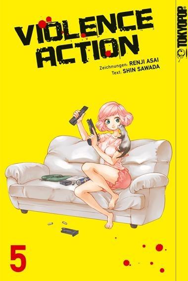 Violence Action 05 - Renji Asai, Shin Sawada